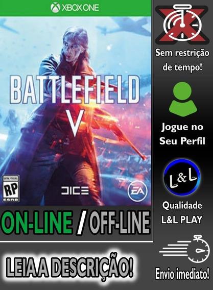 Battlefield V Xbox One Digital + Jogo Brinde