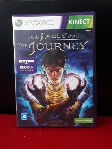 Kinect Fable The Journey Xbox 360 - Semi Novo