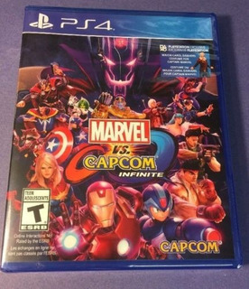 Marvel Vs Capcom Infinite Ps4 Gamers Locus