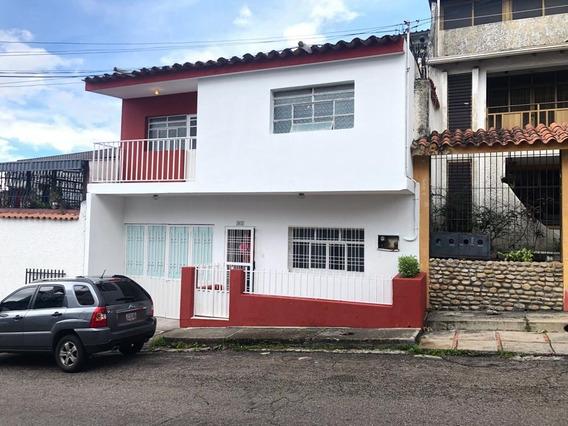 Casa En Alquiler En Barrio Obrero