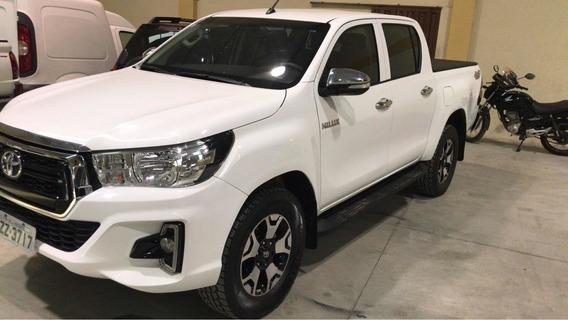 Toyota Hilux 2.8 Tdi Std Cab. Dupla 4x4 4p 2017