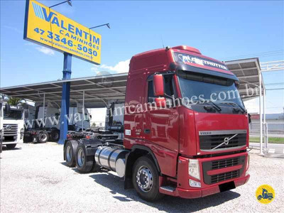 Volvo Fh 440 - Globetrotter - Trucado - 6x2 - I-shift - 2010