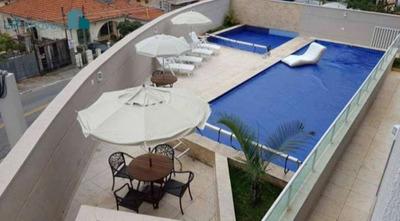 Apartamento Com Terraço Gourmet No Chora Menino - Mi71429