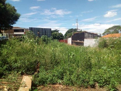 Terreno À Venda, 255 M² Por R$ 255.000,00 - Jardim Colonial - Campinas/sp - Te2278