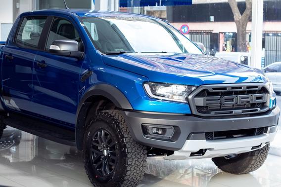 Nueva Ford Ranger Raptor Bi-turbo