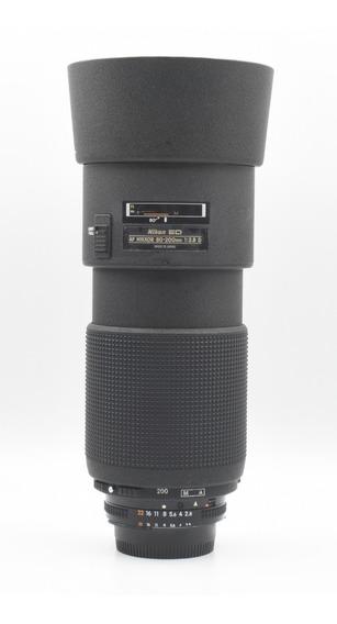 Nikon 80-200mm 1:2.8d