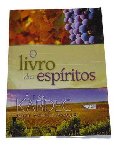 O Livro Dos Espíritos (brochura) Eme