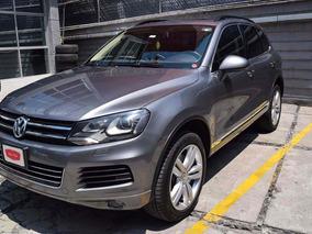 Volkswagen Touareg Gris 2014