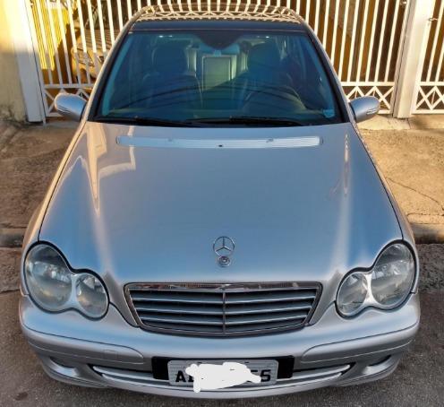 Mercedes-benz Classe C 1.8 Classic Kompressor 4p 2006