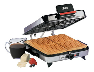 Sandwichera Contact Grill 3 En 1 Oster Cg120 Parrillera