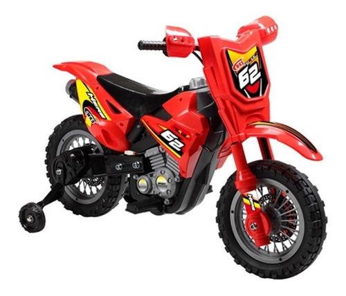 Imagen 1 de 1 de Moto Enduro 6v