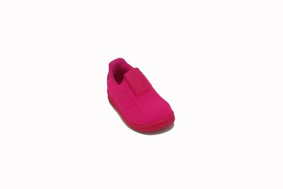 Zapatilla adidas Ori Stan Smith 360 Fucsia Bebe Deporfan