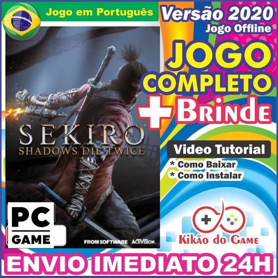 Sekiro: Shadows Die Twice Pc Digital Br + Brinde