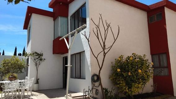 Renta Casa En Condominio Villa Posadas