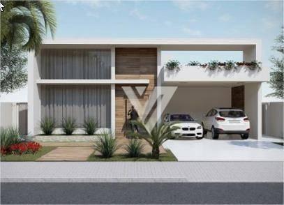 Casa À Venda - Alphaville Nova Esplanada Iii - Votorantim/sp - Ca0930
