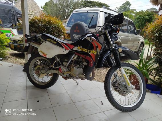Kawasaki Ke 125