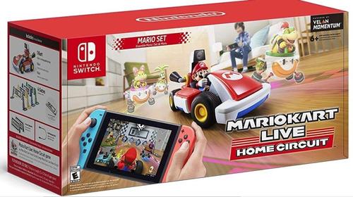 Mario Kart Live Home Circuit: Mario Y Luigi Nintendo Switch