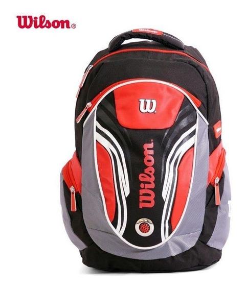 Kdg Mochila Wilson Deportes Portanotebook Resistente Full