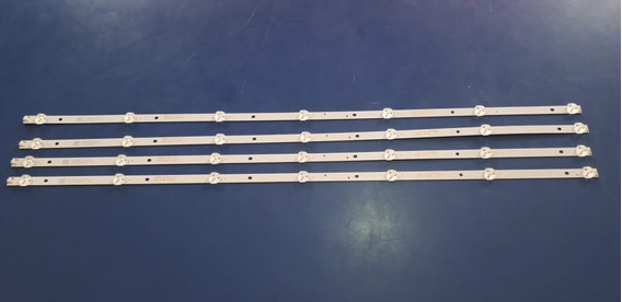 Kit 4 Barras Led Aoc Mod. Le40f1465/25 4708-400000-a1213k31