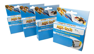 Cartucho Alternativo Aqx-tech Para Epson Xp211 Xp411 Pack X4