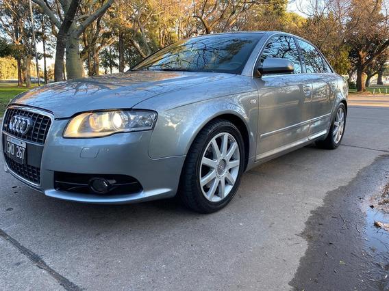 Audi A4 3.0 Tdi Sline Quatro