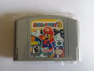 Mario Party 3 Repro - Nintendo 64- Envio Gratis Regiones