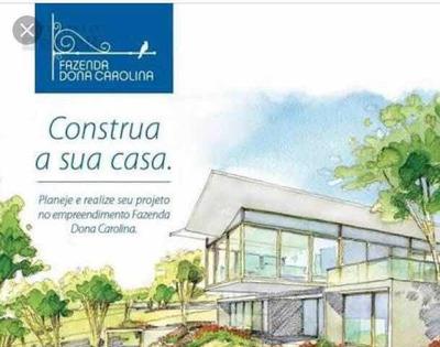 Terreno Fazenda Dona Carolina