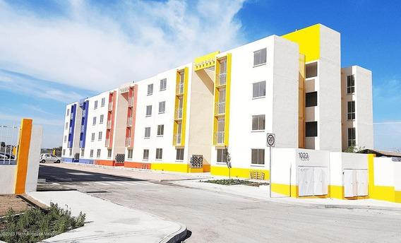 Departamento En Renta En La Pradera, El Marques, Rah-mx-20-2244
