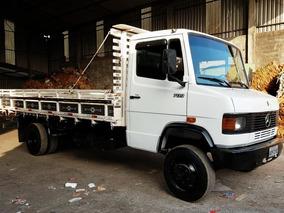 Caminhão Carroceria Mb 709 Ano 1991/1992