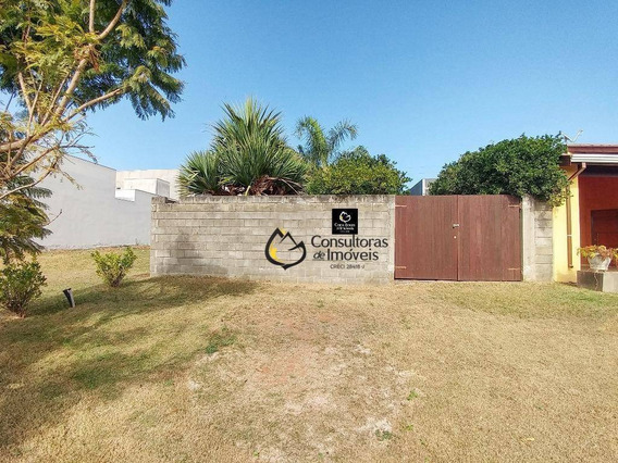 Terreno À Venda, 300 M² Por R$ 200.000 - Condomínio Aurora - Paulínia/sp - Te0251