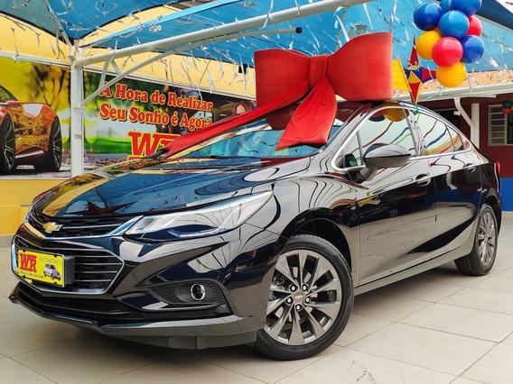 Chevrolet Cruze 2017 Ltz 1.4 Flex Turbo Automático