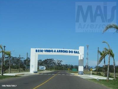 Terreno Para Venda Em Arroio Do Sal - Cvtl001_2-577817
