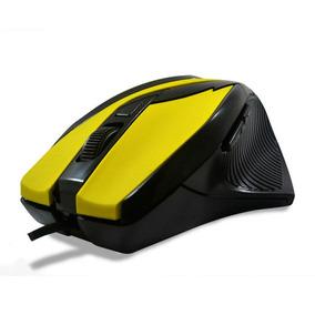 Mouse Usb Gamer Hardline Ms-26 2400dpi