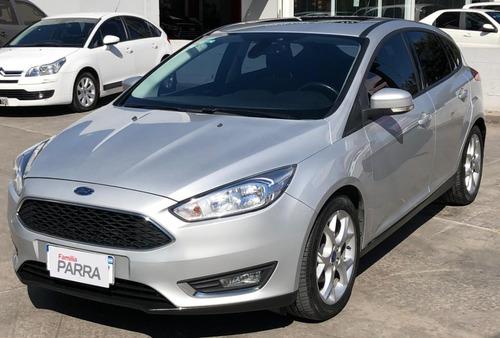 Ford Focus 2.0 Power Autom - 2016 - Gris