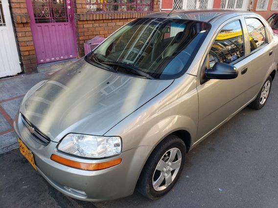 Aveo Family 4 Puertas Motor 1500