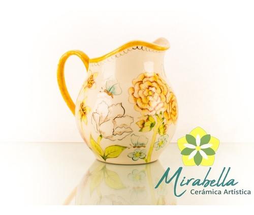 Jarra Lechera Mirabella Colección  Fiori Di Primavera