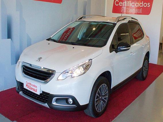 Peugeot 2008 2008 Allure 1.6 Flex 16v 5p Aut.