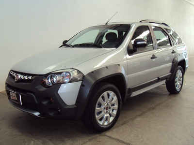 Fiat Weekend Adventure 1.8 Flex Completo