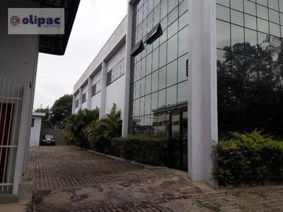Galpão Industrial Para Locação, Cumbica, Guarulhos. - Ga0134