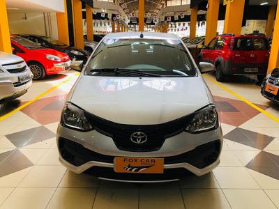 Toyota Etios X 1.3 2018/2019 (8949)