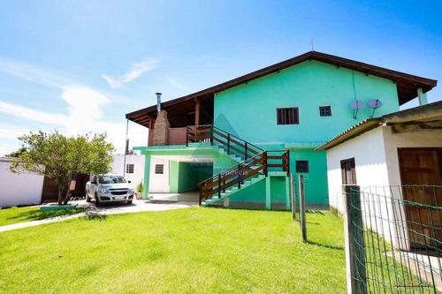 Imagem 1 de 15 de Casa Para Venda Em Ubatuba, Praia Da Sape, 6 Dormitórios, 2 Suítes, 3 Banheiros, 4 Vagas - 1371_2-1212034