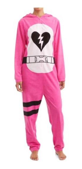 Fortnite Pijama Completa Team Leader Para Adulto Talla M Y L