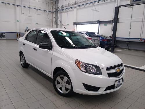 Chevrolet Aveo 2018 1.5 Ls Mt