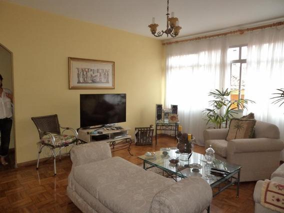 Apartamento Em Boqueirão, Santos/sp De 124m² 3 Quartos À Venda Por R$ 585.000,00 - Ap327053
