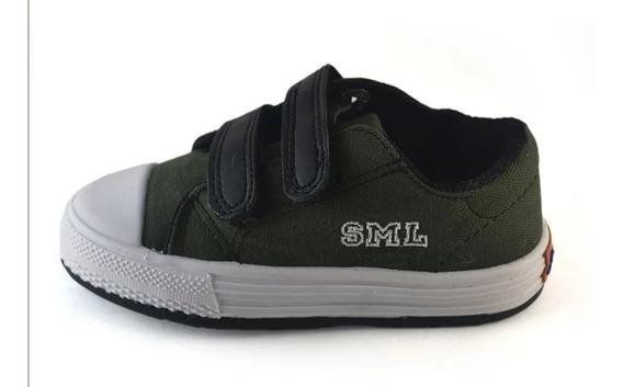 Zapatillas Abrojo Tres Variantes Small Shoes Duncan
