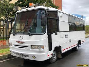 Autobuses Buses Hino Fb4j