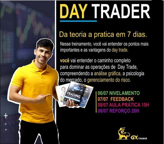Day Trader Mentoria- Ênfase Em Opções Binárias