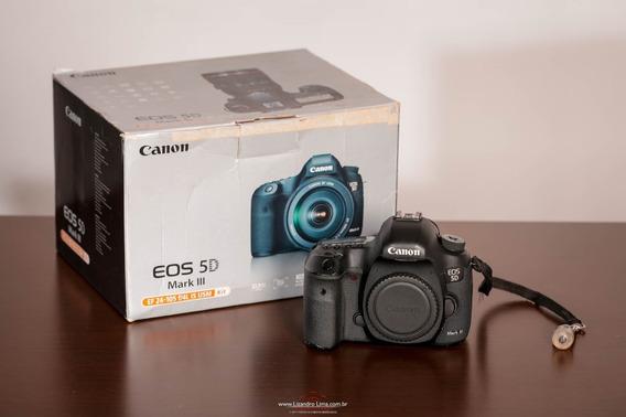 Câmera 5d Mk Lll