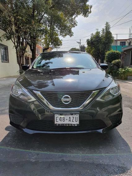 Nissan Sentra 1.8 Sense Mt 2017