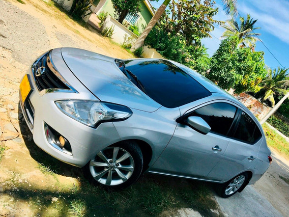 Nissan Versa Advance 1.6 Cc 2018 Full Equipo